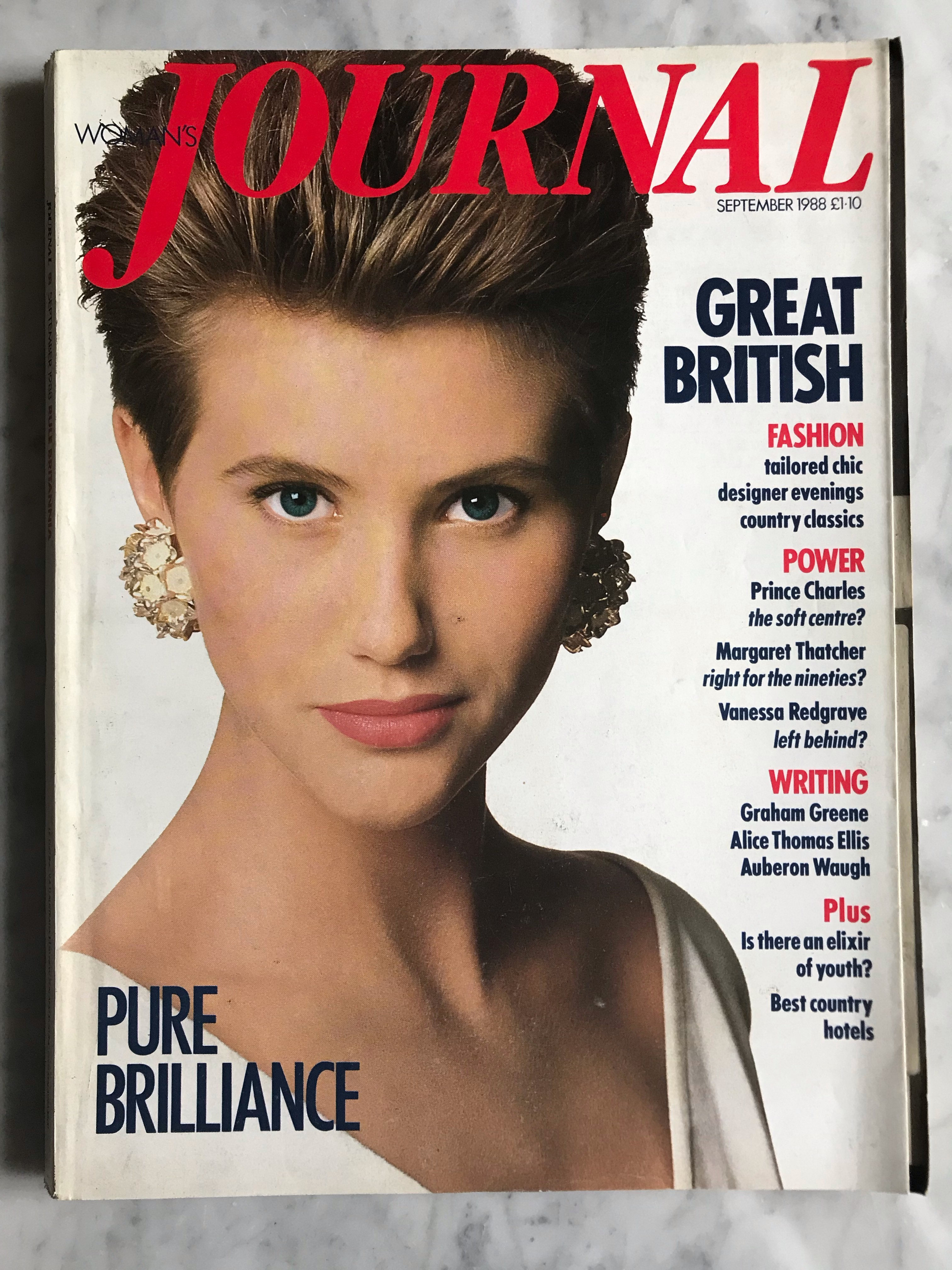 WOMENS Journal 1988